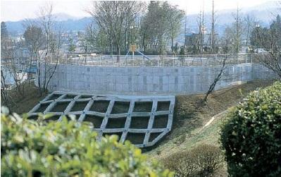 里山公園の防災と環境整備